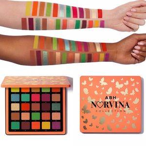 ABH Norvina Pro Pigment Eyeshadow Palette Vol. 3